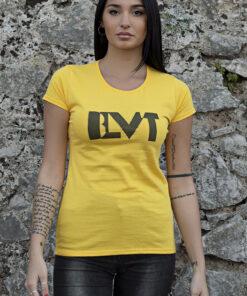 T-shirt_DONNA_LOGO_BLVT_gialla