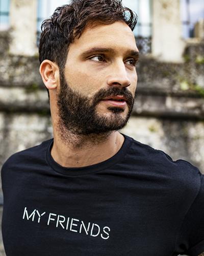 Sammy Hassan My Friends T-shirt